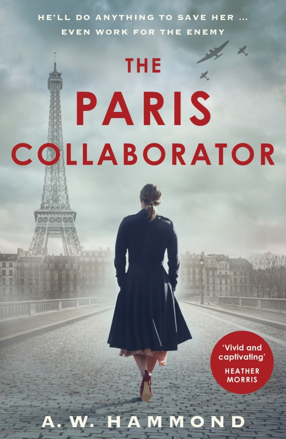 The Paris Collaborator Cover
