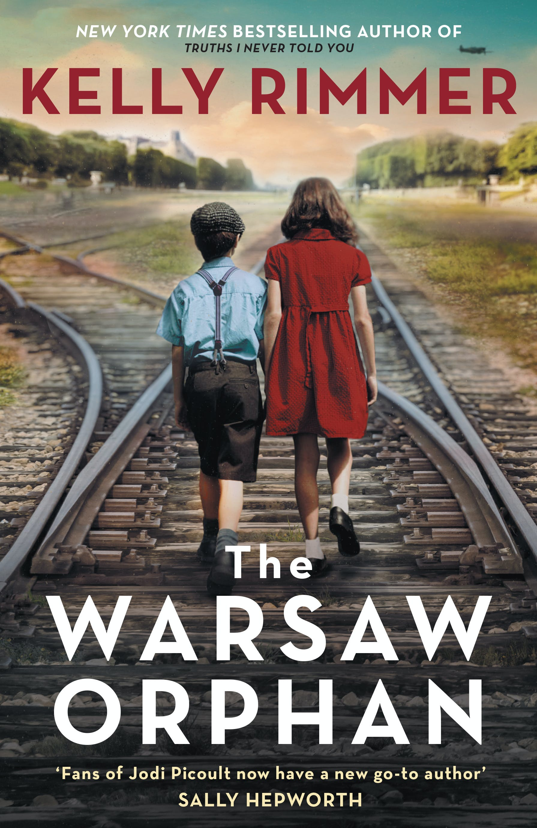 The Warsaw Orphan Cover