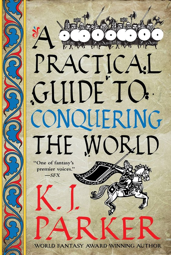 A Practical Guide to Conquering the World Cover