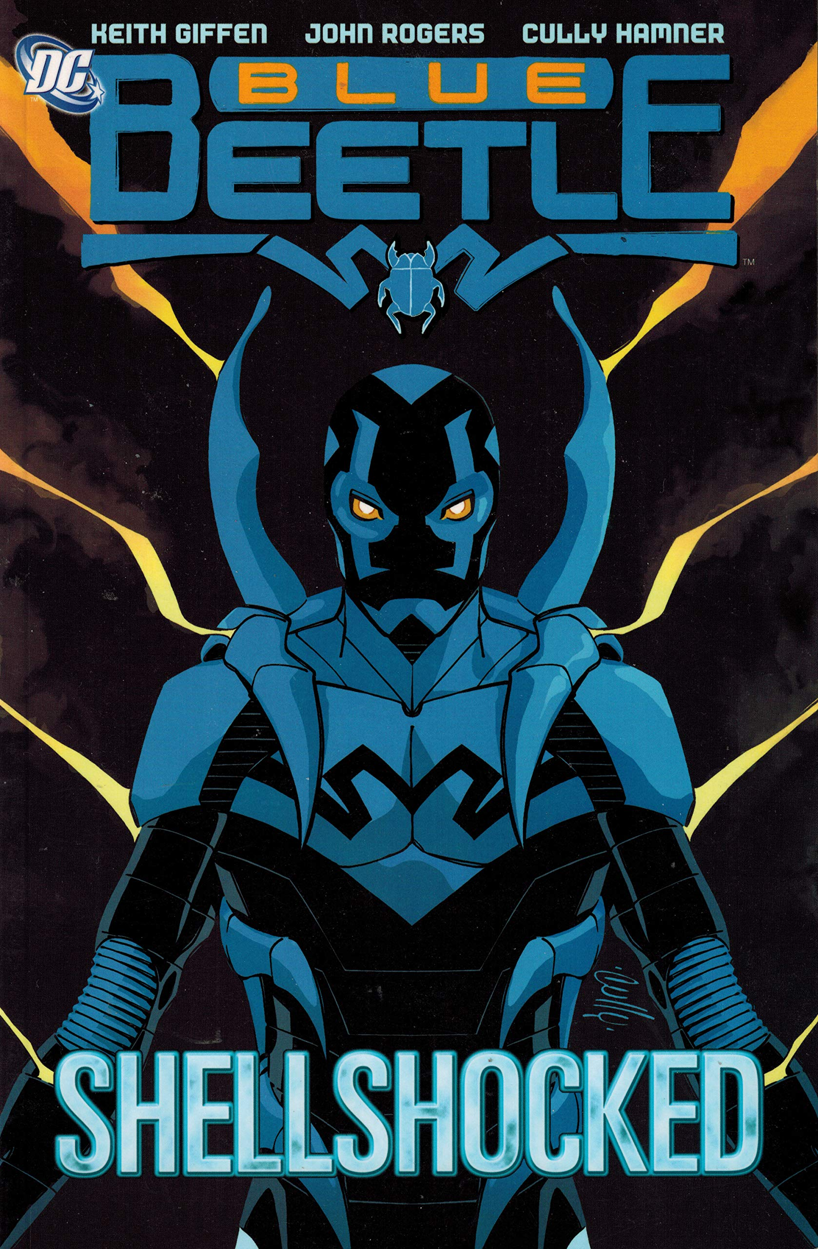 Blue Beetle 1 Cover