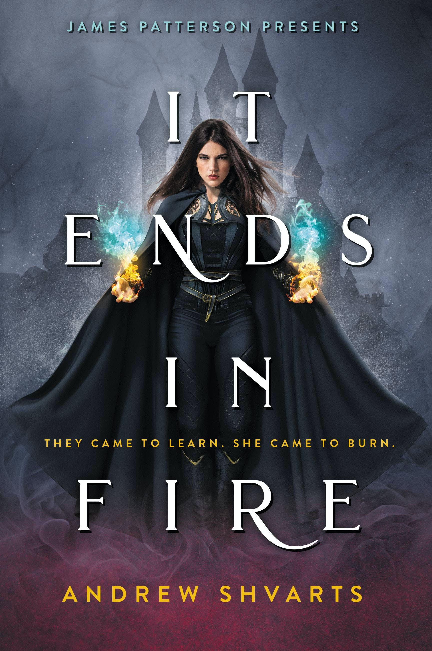 It Ends in Fire Cover 2