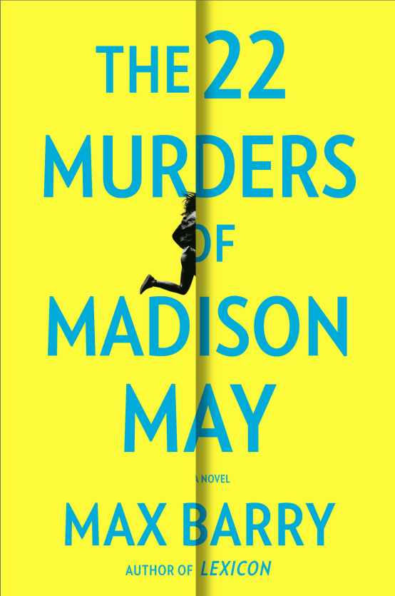 The 22 Murders of Madison May Cover