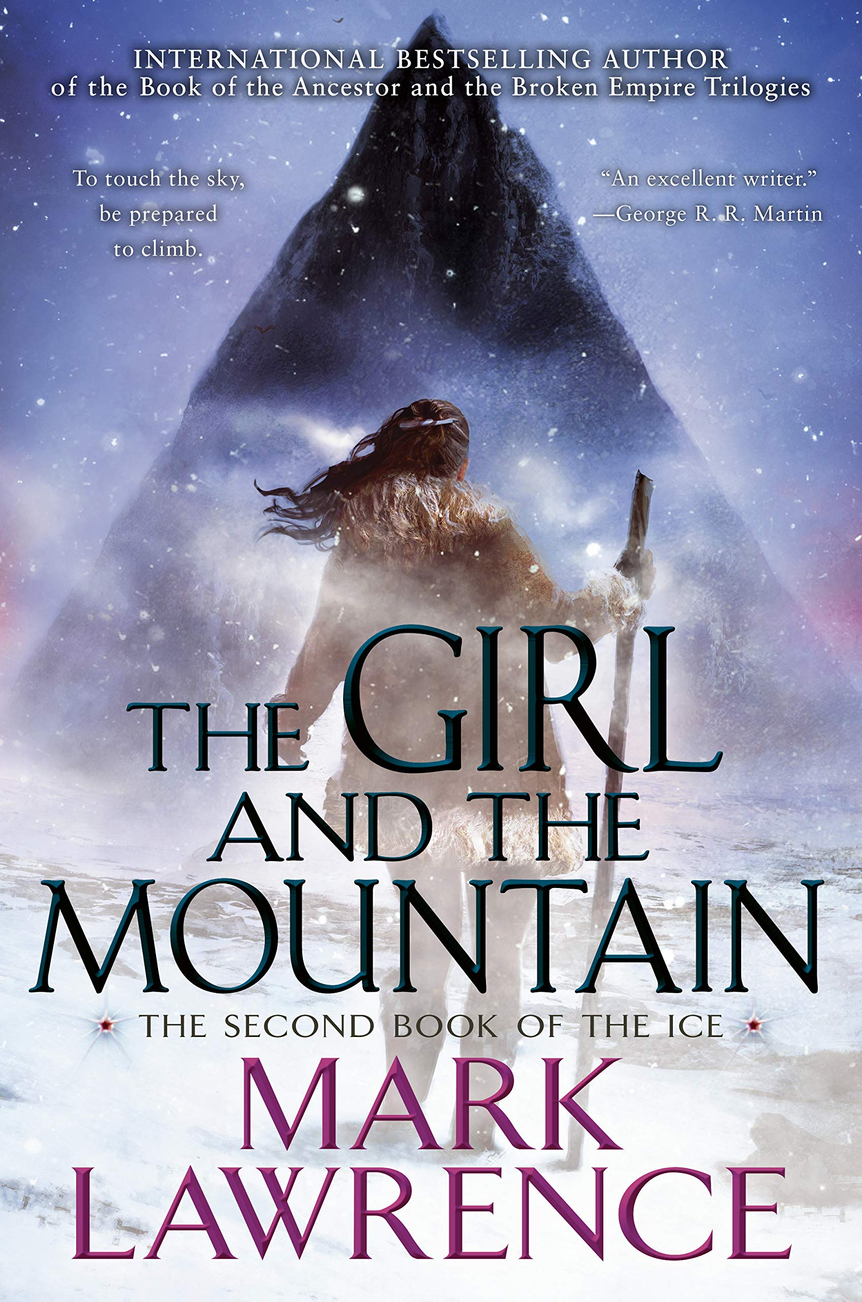 The Girl and the Mountain Cover 2