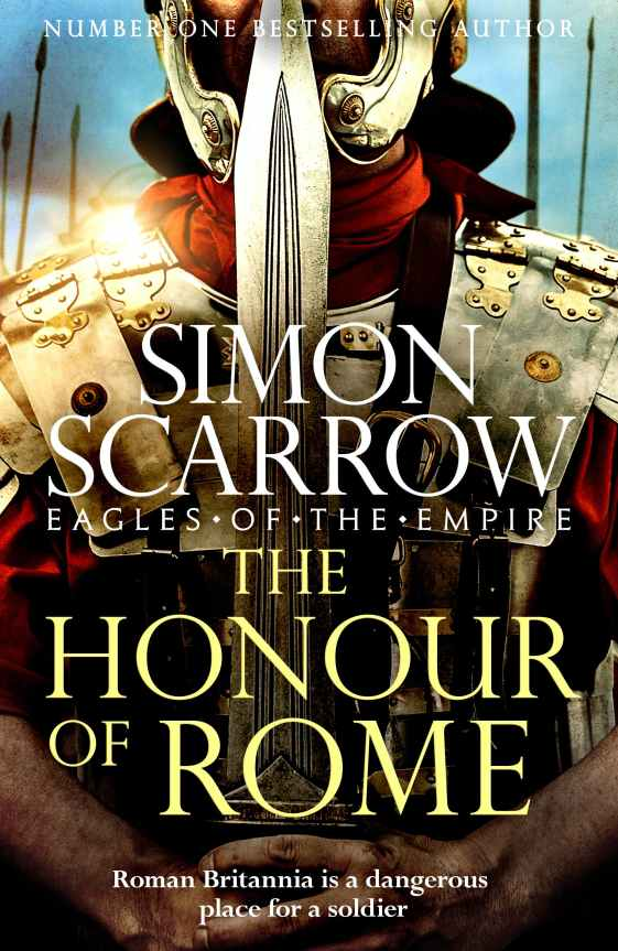 The Honour of Rome Cover