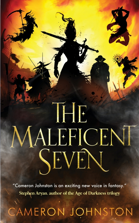 The Maleficent Seven Cover 2