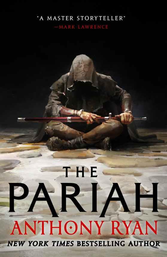 The Pariah Cover