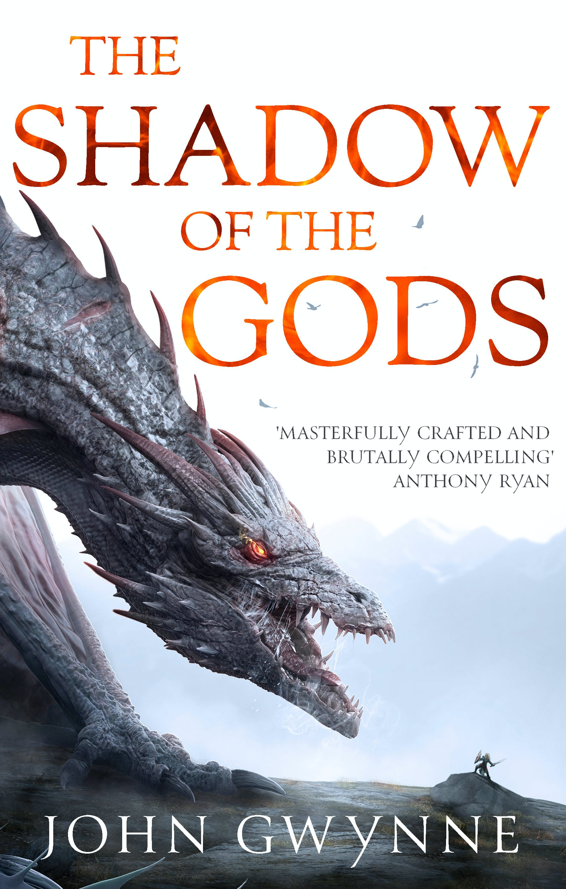 The Shadow of the Gods Cover