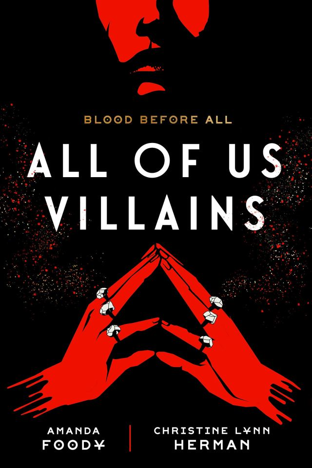 All of us Villains Cover 2