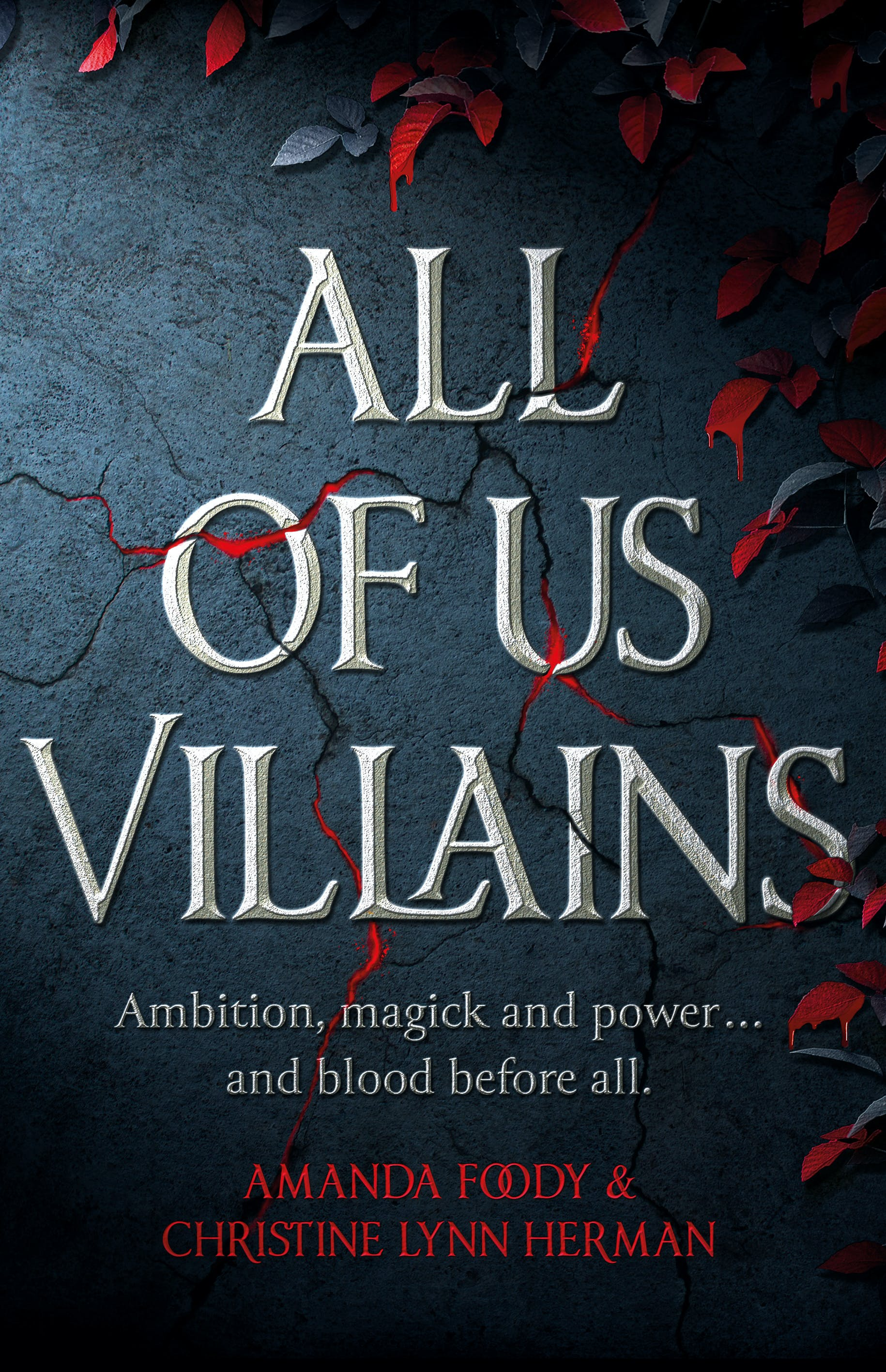All of us Villains Cover