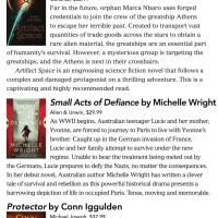 Canberra Weekly Column - Mixed Genre - 1 July 2021