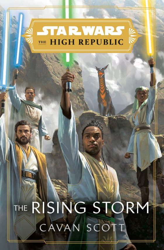 Star Wars - The Rising Storm Cover 2