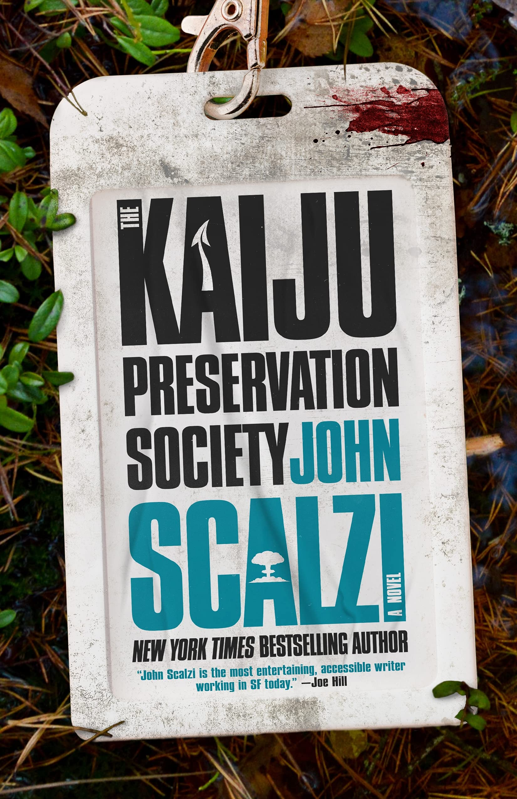 The Kaiju Preservation Society Cover