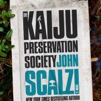 Waiting on Wednesday – The Kaiju Preservation Society by John Scalzi