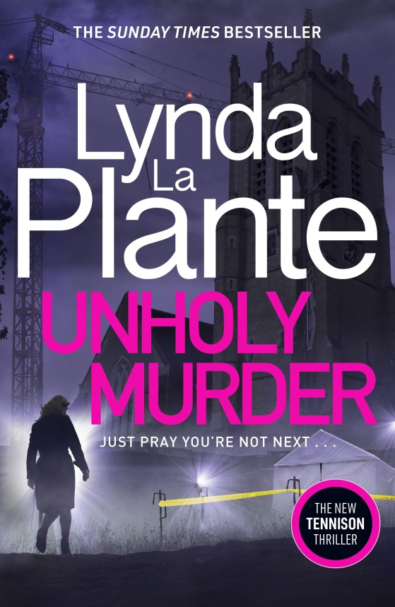 Unholy Murder Cover