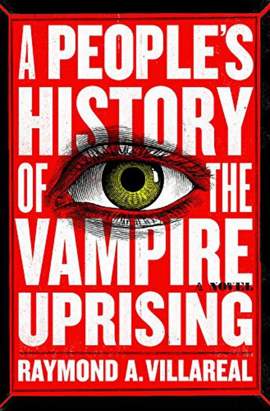 A History of the Vampire Uprising Cover