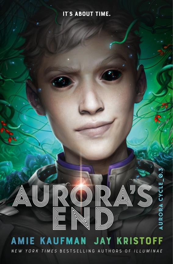 Aurora's End Cover