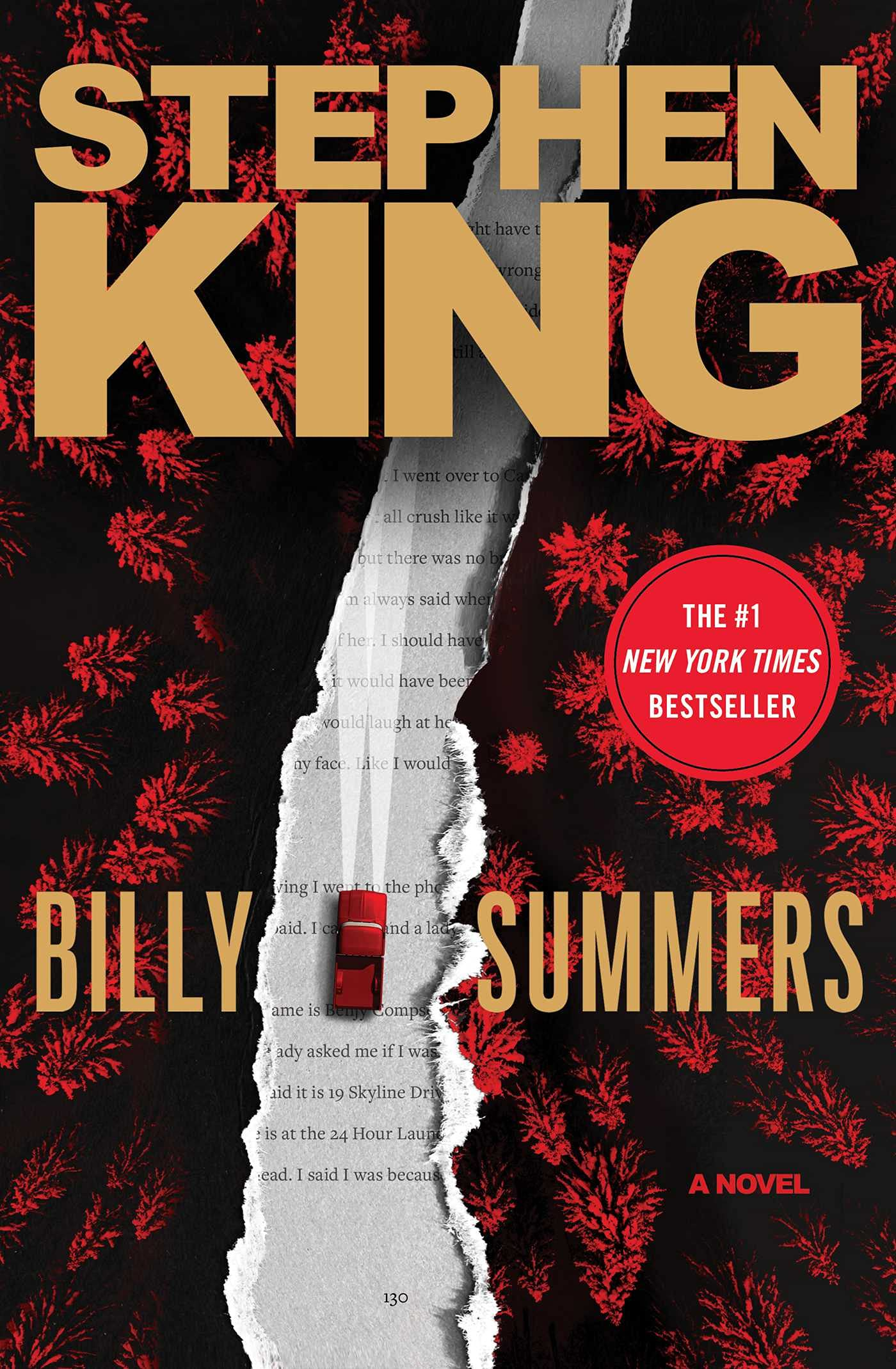 Billy Summers Cover 2
