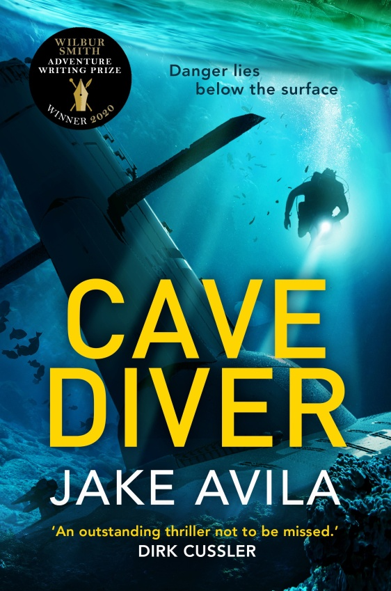 Cave Diver Cover