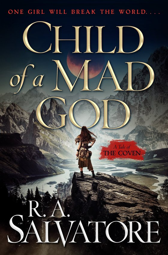 Child of a Mad God Cover