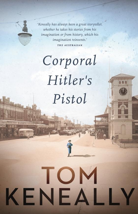 Corporal Hitler's Pistol Cover