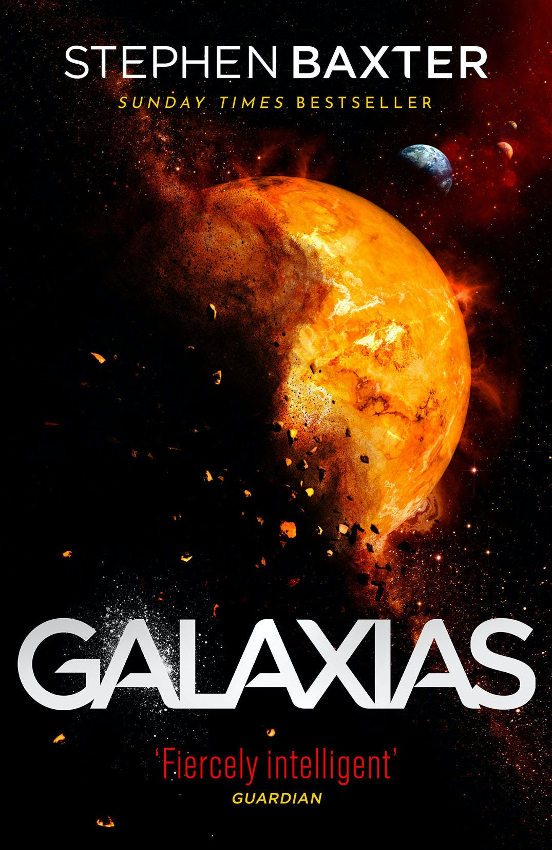 Galaxias Cover