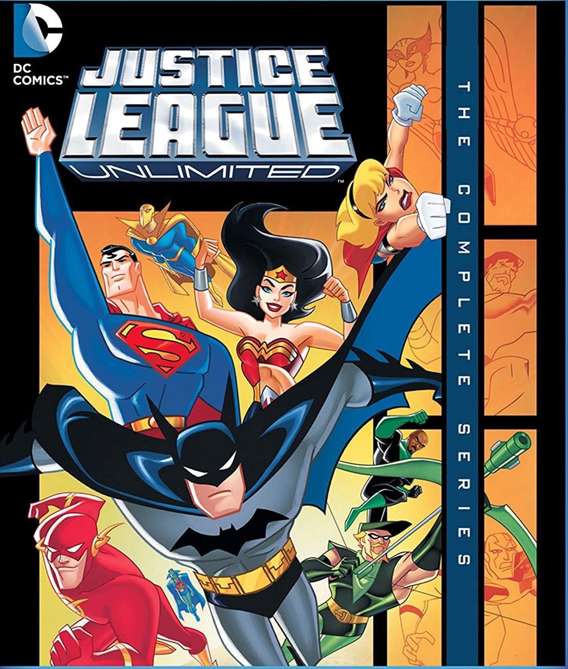 Justice League Unlimited 2