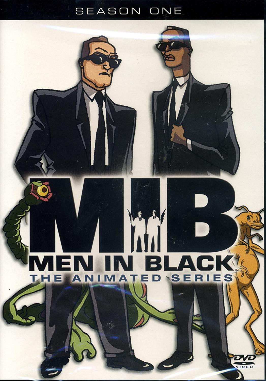 Men in Black Animated Series