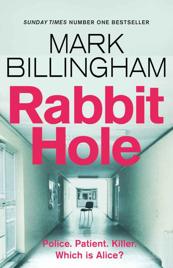 Rabbit Hole Cover