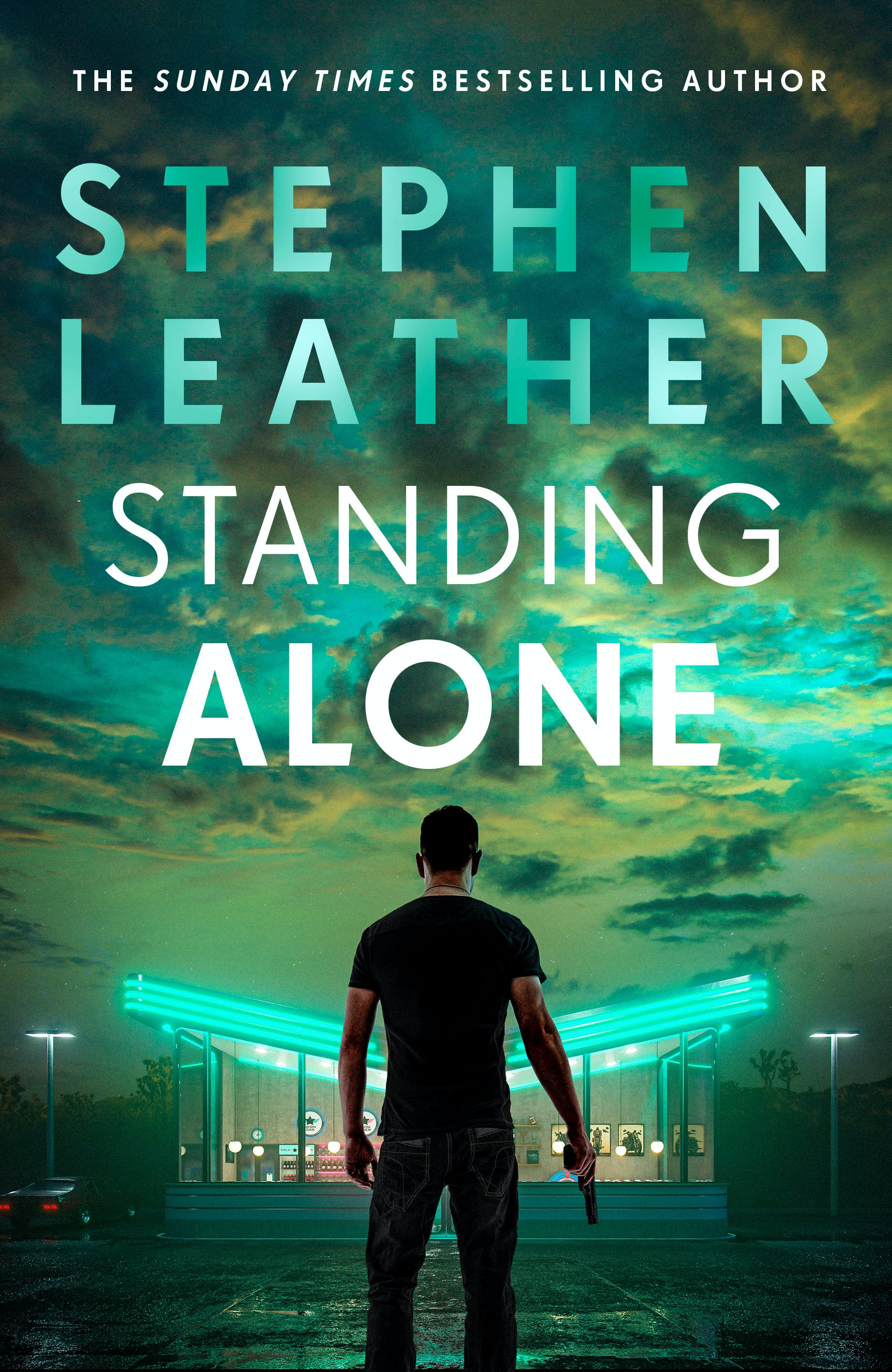 Standing Alone Cover