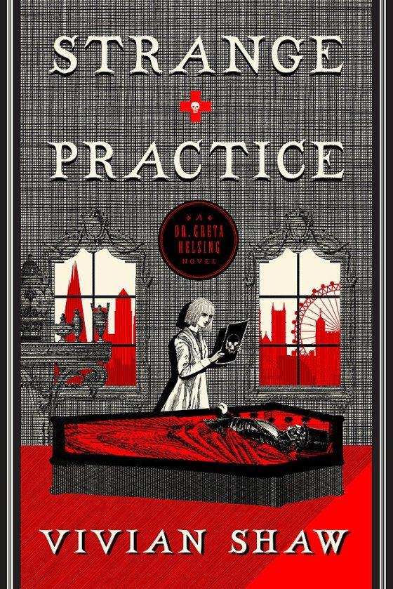 Strange Practice Cover