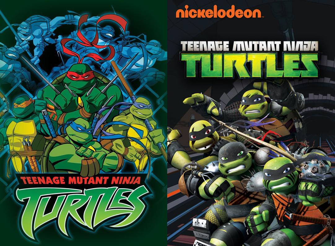 Teenage Mutant Ninja Turtles - Joint