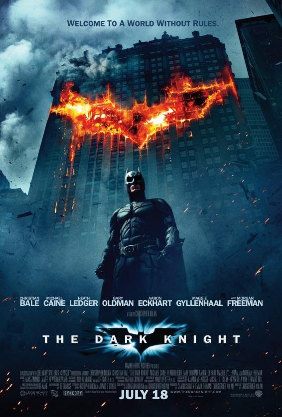 The Dark Knight Cover