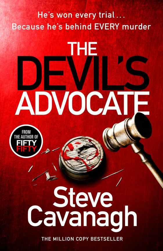 The Devil's Advocate Cover