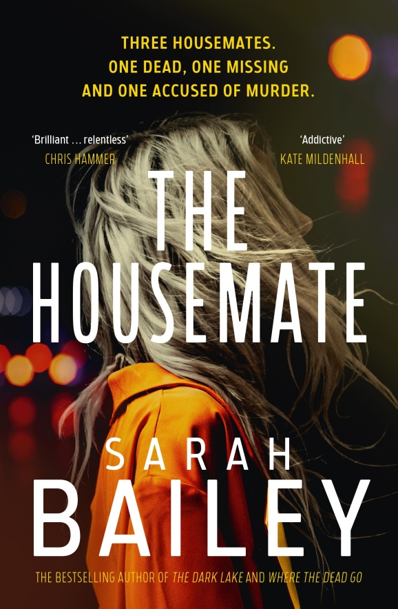 The Housemate Cover