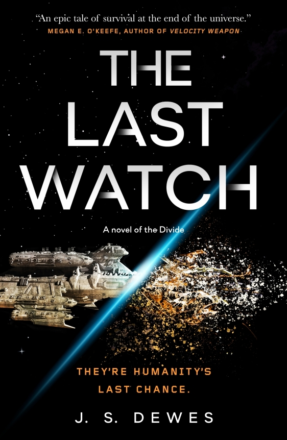 The Last Watch Cover