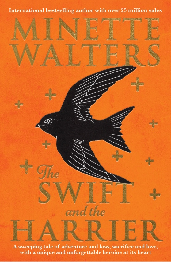 The Swift and the Harrier Cover