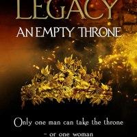 Waiting on Wednesday – An Empty Throne by Robert Fabbri