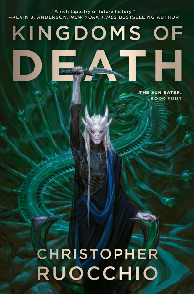 Kingdom of Death Cover 2