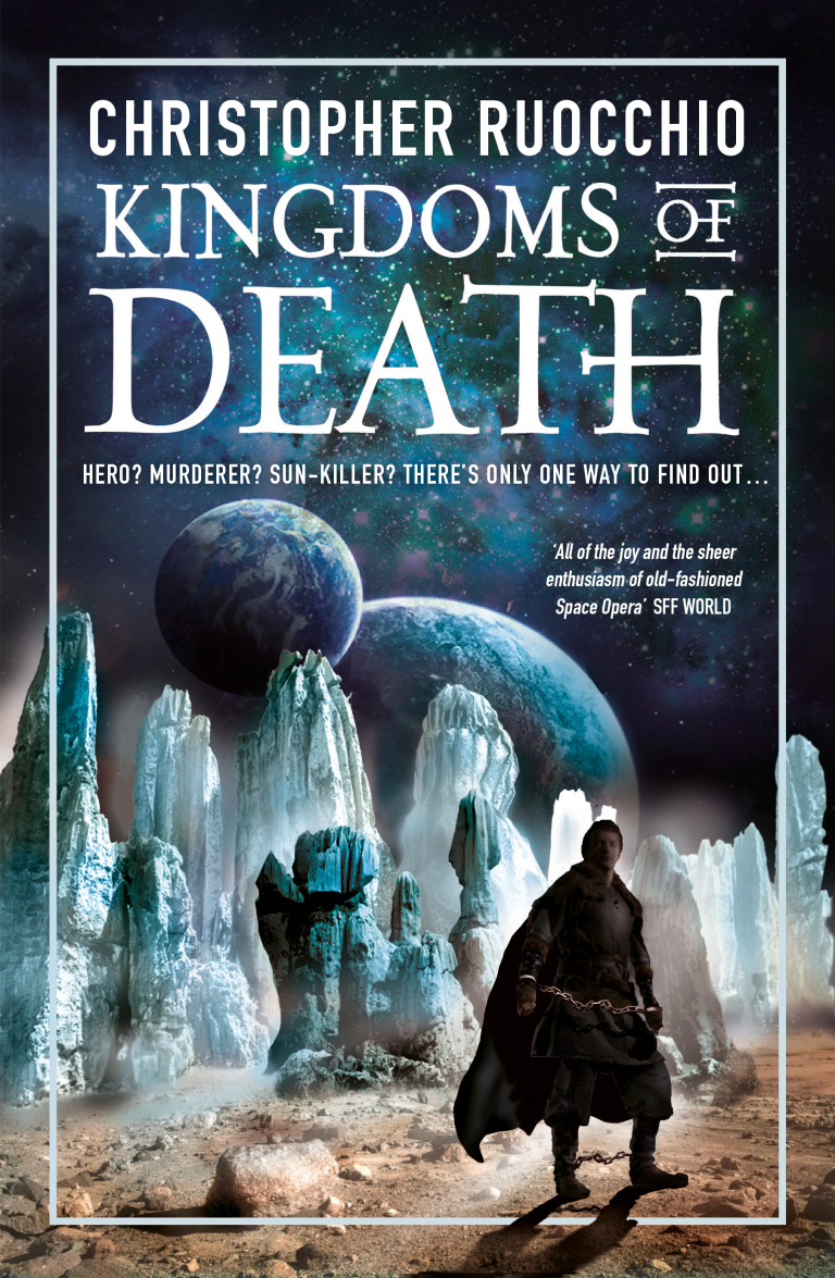 Kingdoms of Death Cover