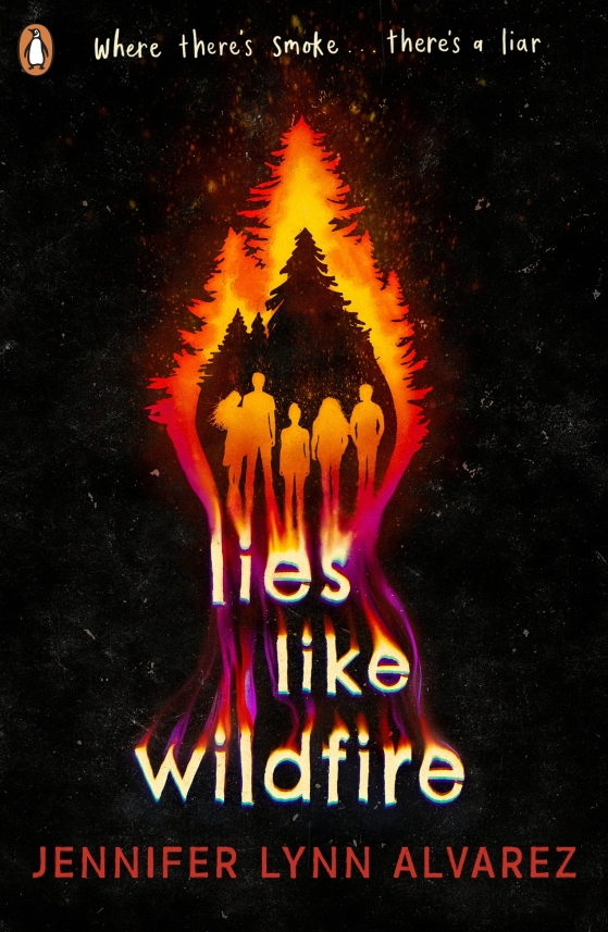 Lies Like Wildfire Cover