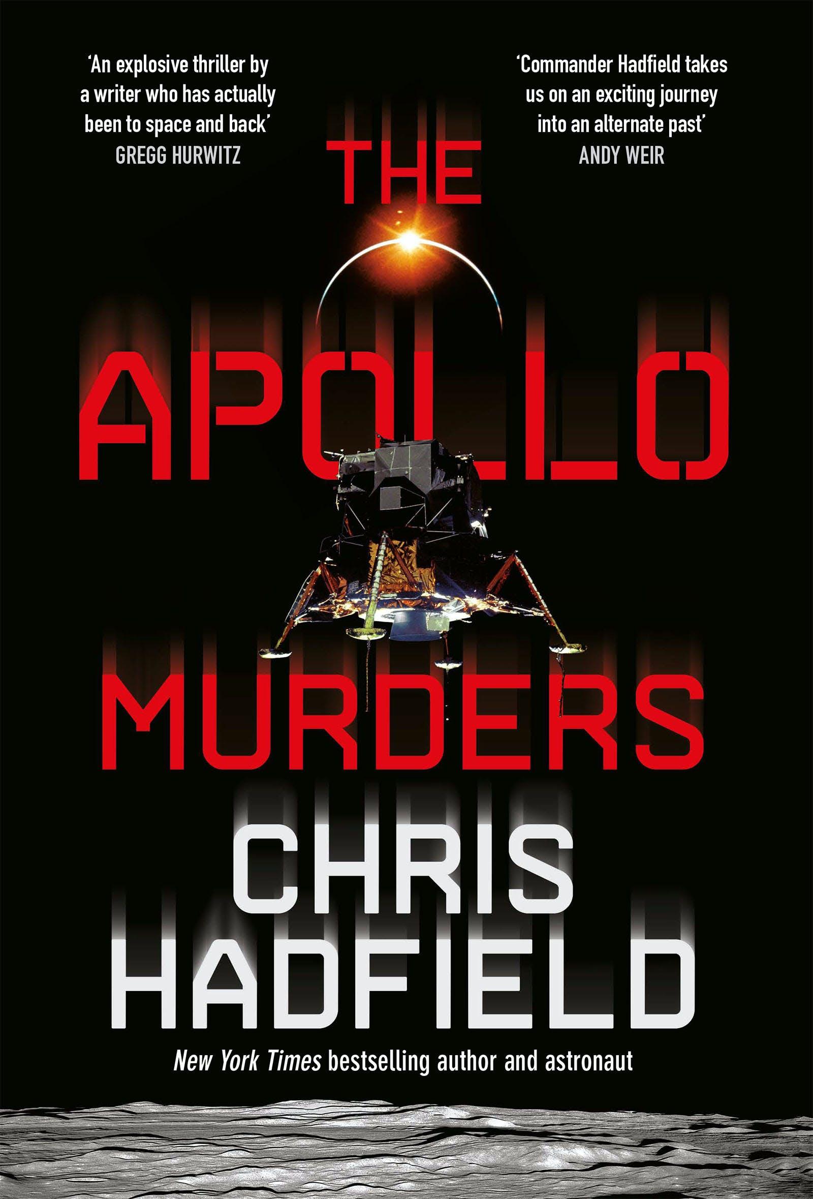 The Apollo Murders Cover