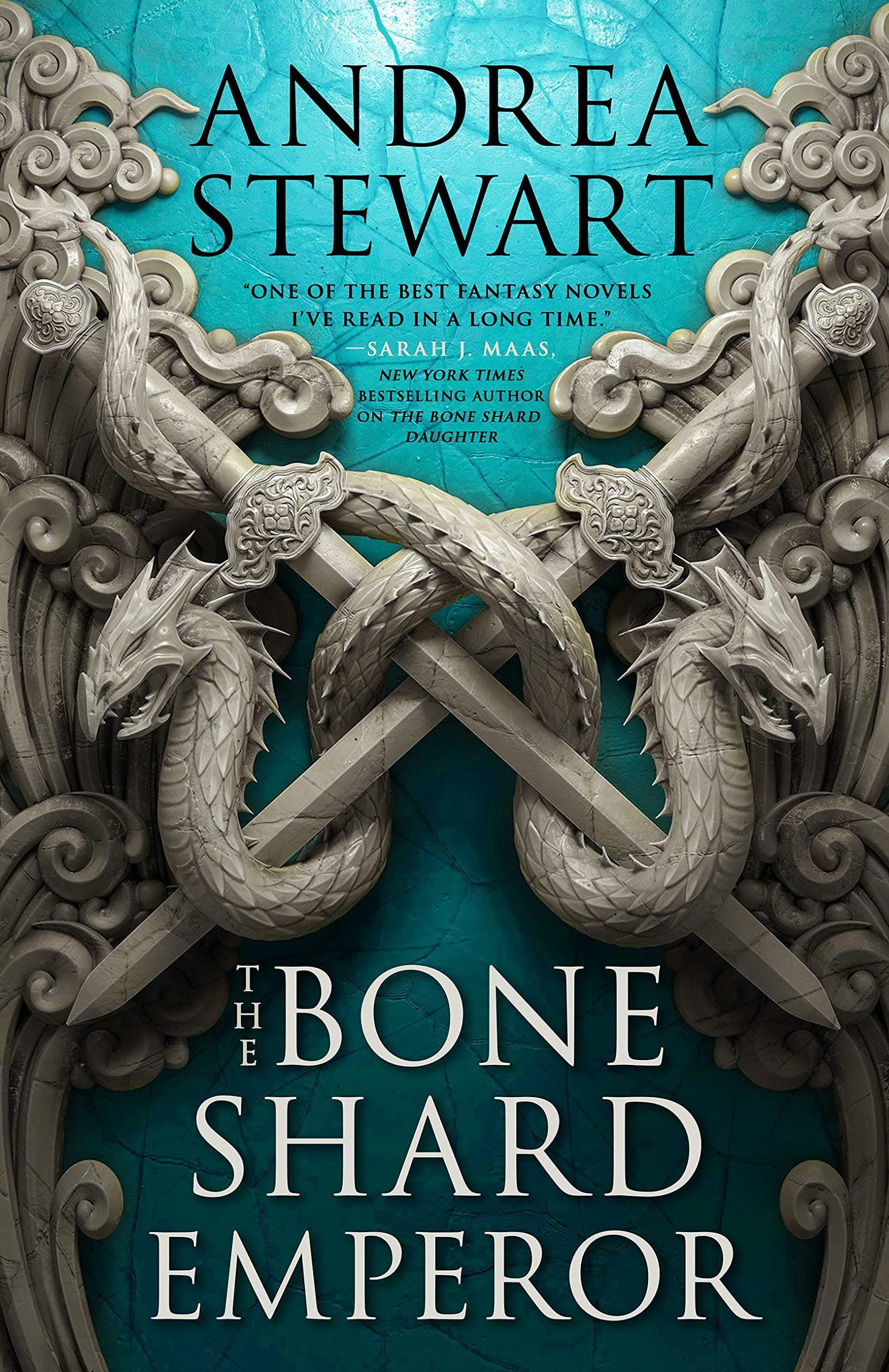 The Bone Shard Emperor Cover