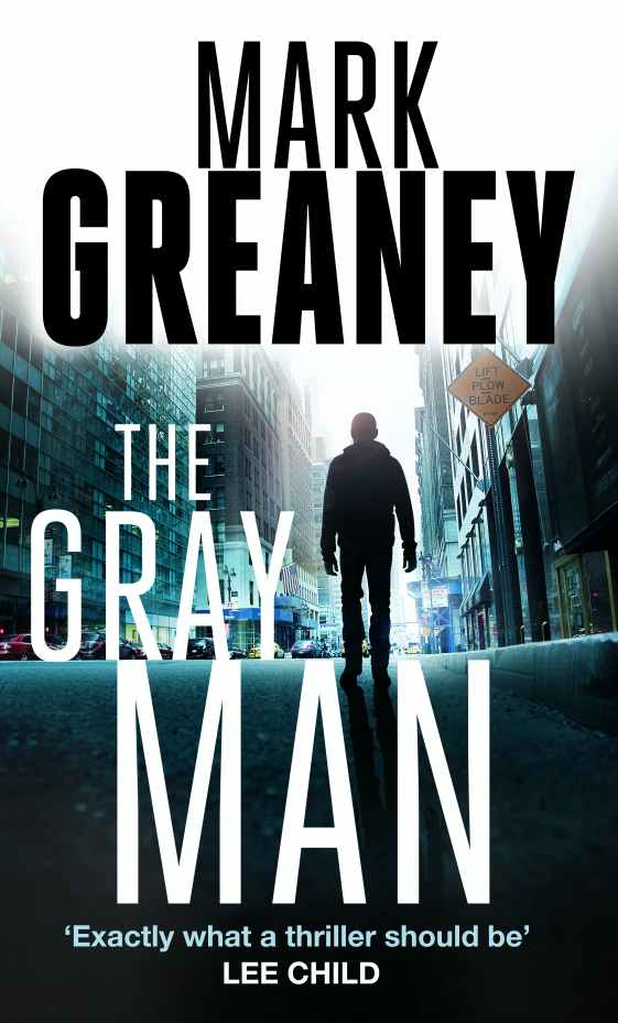 The Gray Man Cover