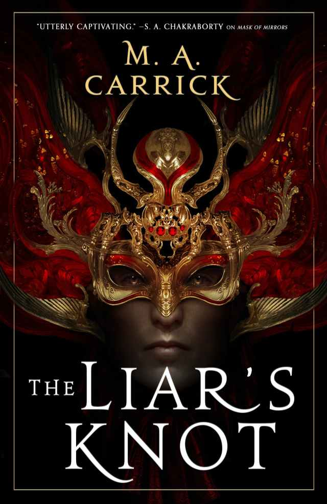The Liar's Knot Cover