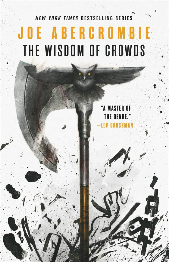 The Wisdom of Crowds Cover 2