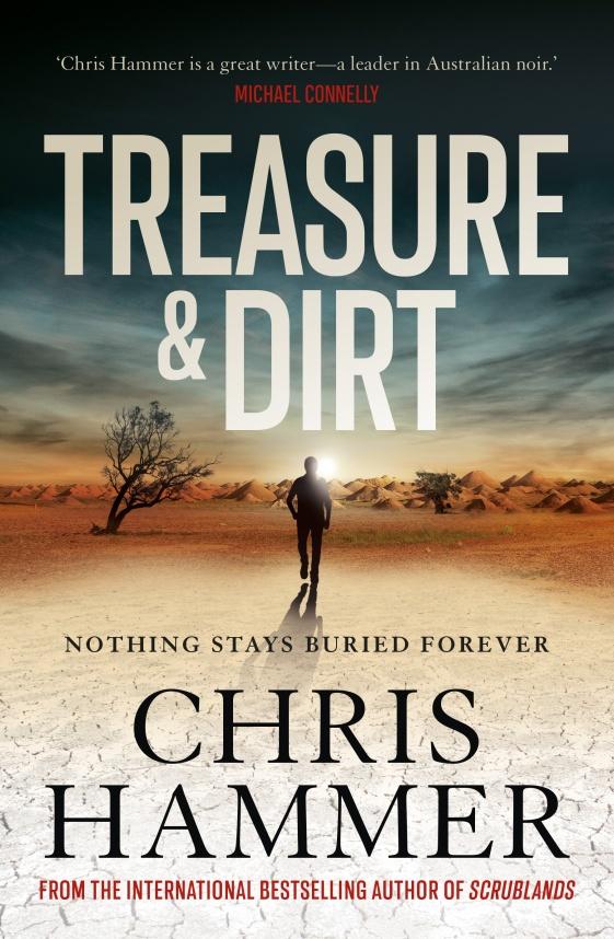 Treasure & Dirt Cover