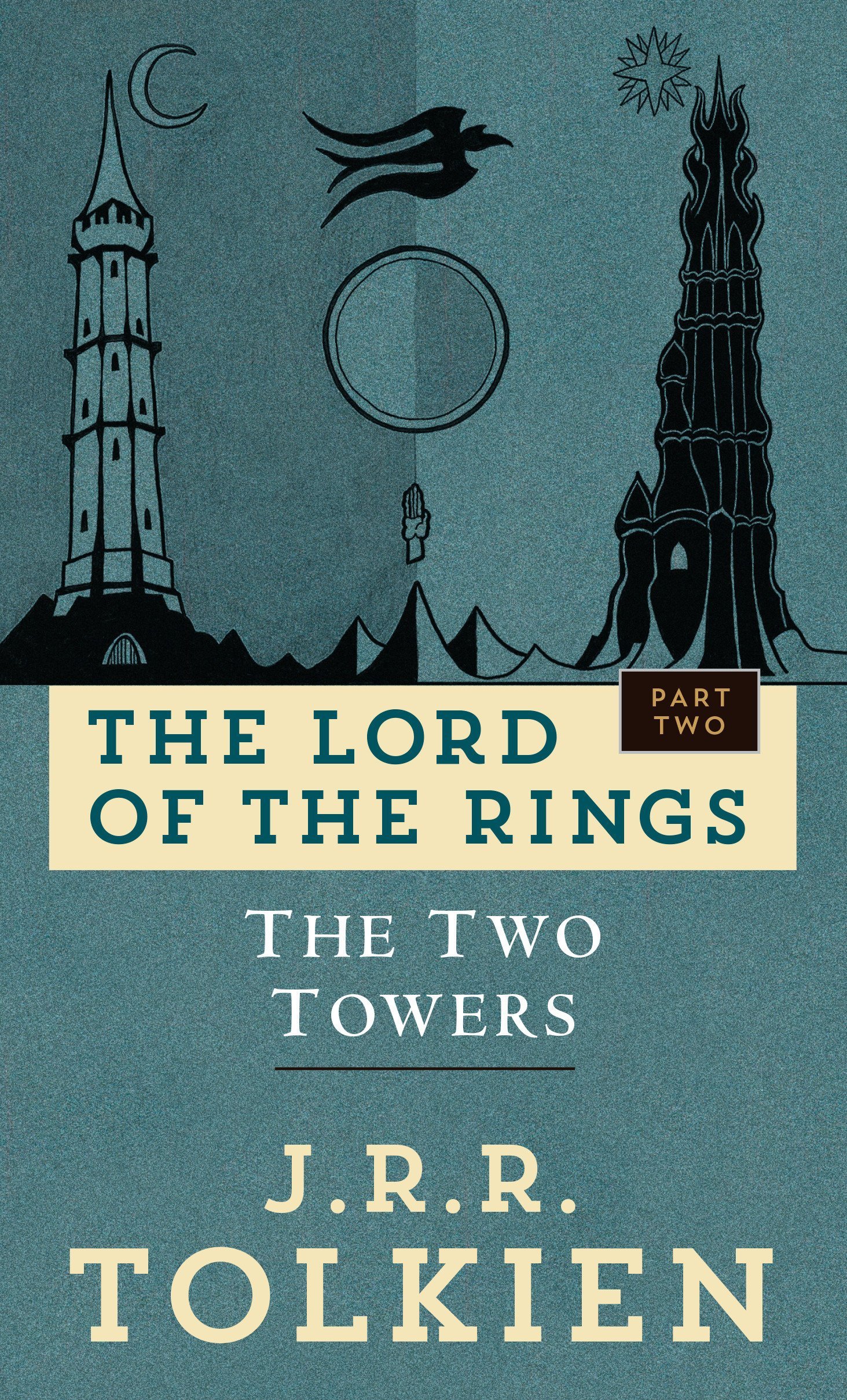 Two Towers Cover
