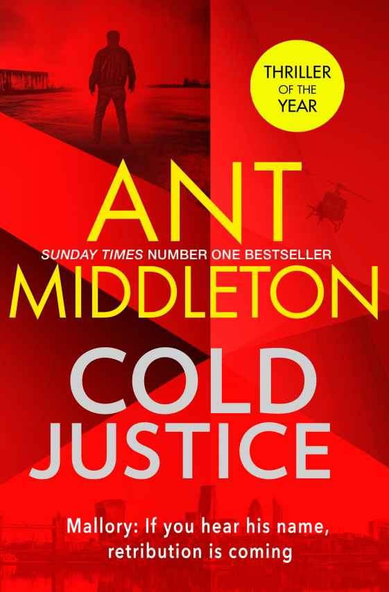 Cold Justice Cover