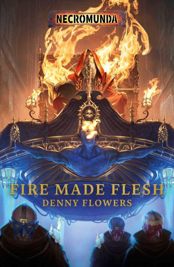 Fire Made Flesh Cover