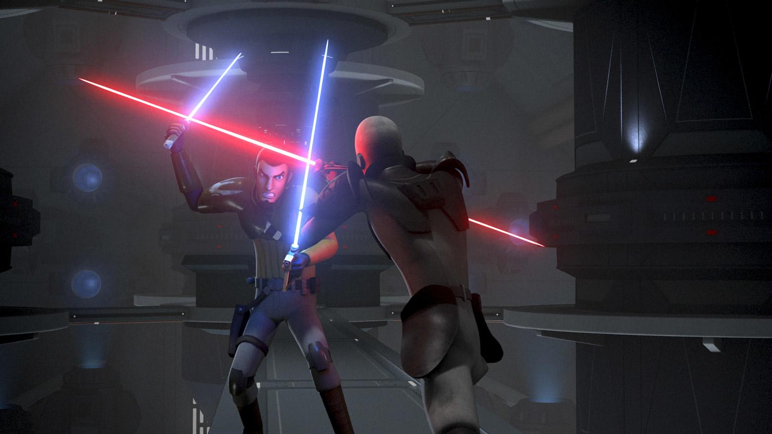 Kanan vs Grand Inquisitor